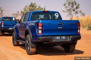 2018 Ford Ranger Raptor Review_Exterior