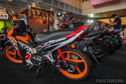 Honda Dash 125 2018 BM-21