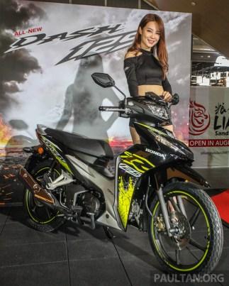 Honda Dash 125 2018 BM-41