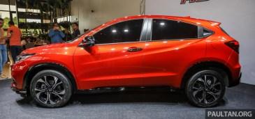 Honda HR-V RS Preview-3-BM