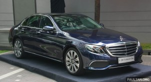 Mercedes-Benz E 250 Exclusive Line in Malaysia-7
