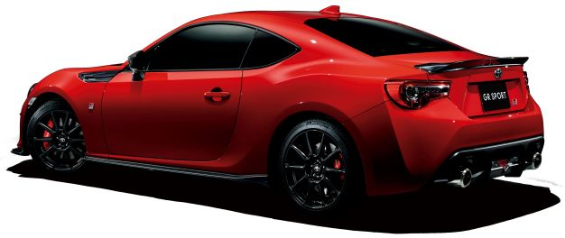 Toyota 86 GR Sport 2