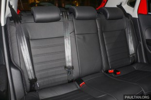 Volkswagen Polo with leather seats 37