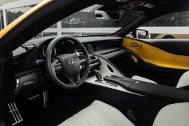 2018 Lexus LC Inspiration Concept