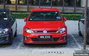2018 Volkswagen Golf Mk7.5 review 2