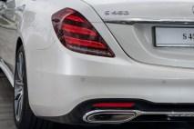 2018 W222 Mercedes-Benz S450L (11)