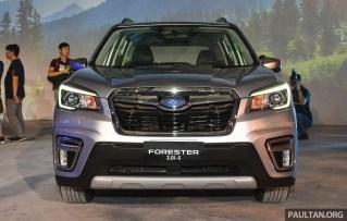 2019 Subaru Forester 2.0i-S Taiwan 4