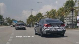 G32 BMW 6 Series GT spied in Cyberjaya2