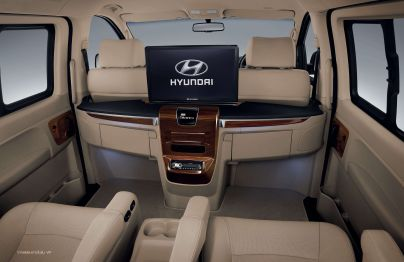 Hyundai Grand Starex Facelift Thai 3