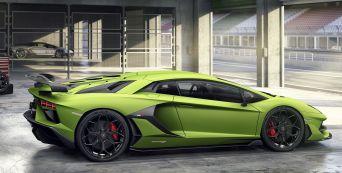 Lamborghini Aventador SVJ (10)