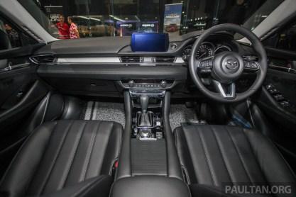 Mazda 6 2.5L 2018 Penang BM-19