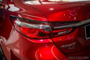 Mazda 6 2018 preview penang-15