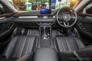 Mazda 6 2018 preview penang-21