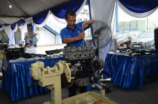 Proton After Sales Service Competition 3