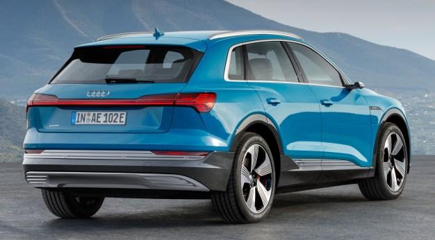 Audi e-tron BM-12