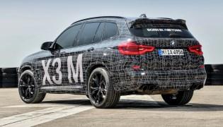 BMW X3 M prototype (5)