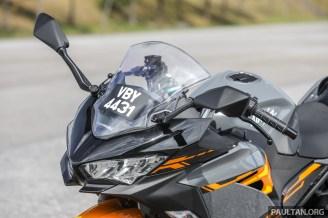 Kawasaki Ninja 250 2018-20