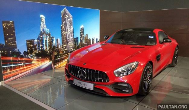 Mercedes AMG AOCM 4