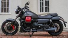 Moto Guzzi Audace launch BM-4