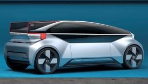 Volvo 360C Autonomous Concept BM-2