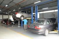 car service areaProtonKlang-BM