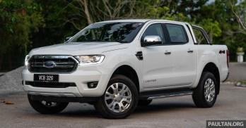 2018 Ford Ranger XLT+ Facelift_Exterior