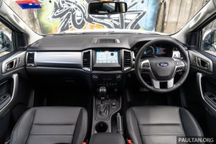 2018 Ford Ranger XLT+ Facelift_Interior