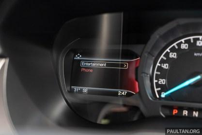 2018 Ford Ranger XLT+ Facelift_Interior