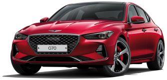 2019 Genesis G70 1