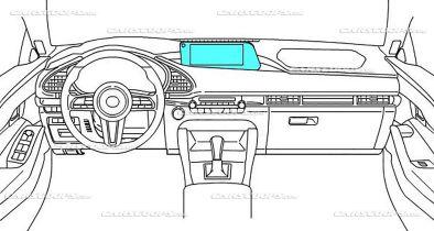2019 Mazda 3 illustrations 2