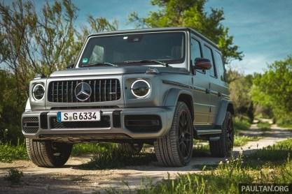 2019 Mercedes-AMG G 63 6