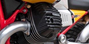 2019 Moto Guzzi V85 TT - 4