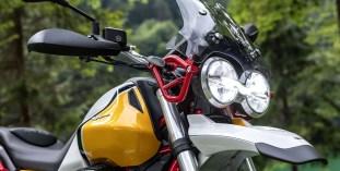 2019 Moto Guzzi V85 TT - 9