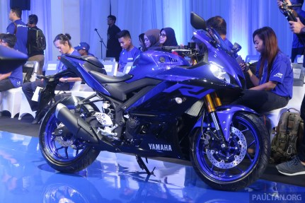 2019 Yamaha YZF-R25-34