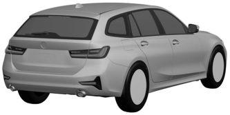 BMW 3 Series Touring patent 2