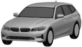 BMW 3 Series Touring patent