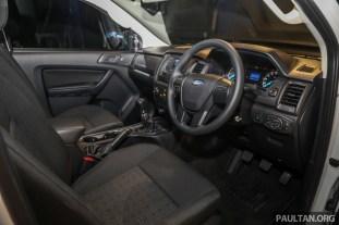 Ford Ranger 2.2L XL High Rider Single Cab MT_Int-1