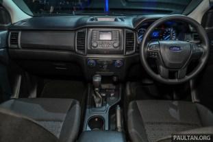 Ford Ranger 2.2L XL High Rider_Int-1