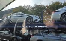 Mercedes-Benz W205 C-Class fl C200 spy 1