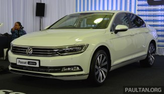 VW Passat Join Edition 2