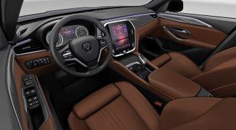 VinFast LUX A2.0 Sedan