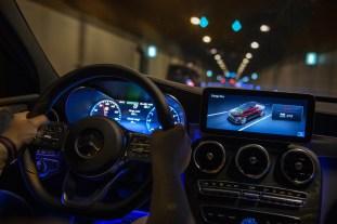 W205 Mercedes-Benz C300de (43) BM