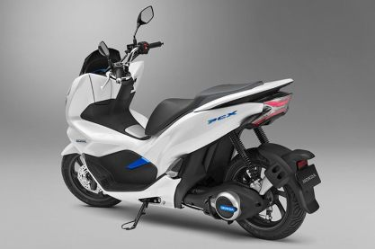 2019 Honda PCX Electric - 4