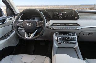 2019 Hyundai Palisade Interior