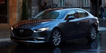 2019 Mazda 3 leaked 2