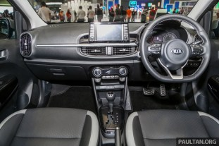 Kia Picanto GT Line launched in Malaysia - RM57,888