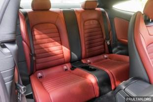 Mercedes-Benz C 300 Coupe facelift 36