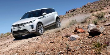 New Range Rover Evoque 48