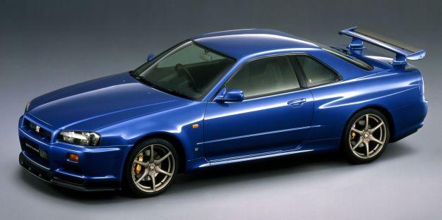 Nissan Skyline GT-R_Vspec_BNR34