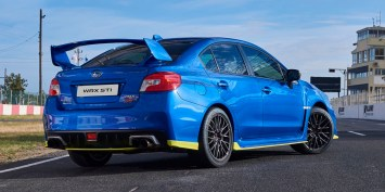 Subaru WRX STi Diamond Edition 5